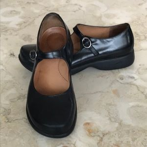 Dansko Diana Leather Mary Jane Shoes